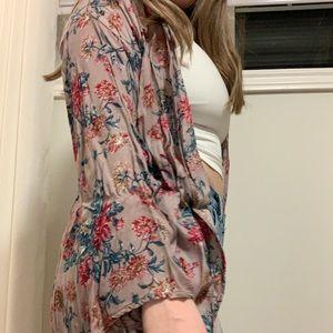American Eagle One-Size Kimono